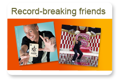 world record breaking friends