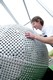Set of Pictures for sale - world record for the biggest rugby ball made from bottle caps - pic 15